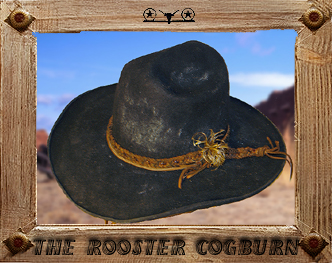 THE ROOSTER COGBURN