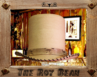 THE ROY BEAN TOPPER