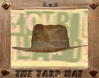 The Tarp Hat